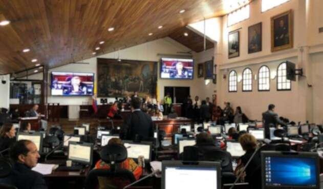 Concejo de Bogota aprueba Vigencias futuras para colegios