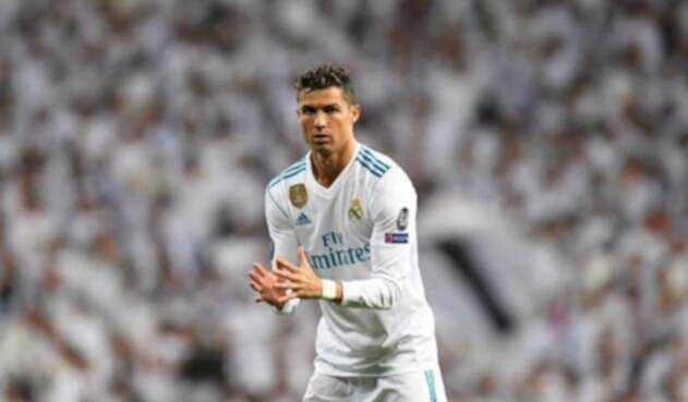 Cristiano Ronaldo, delantero portugués