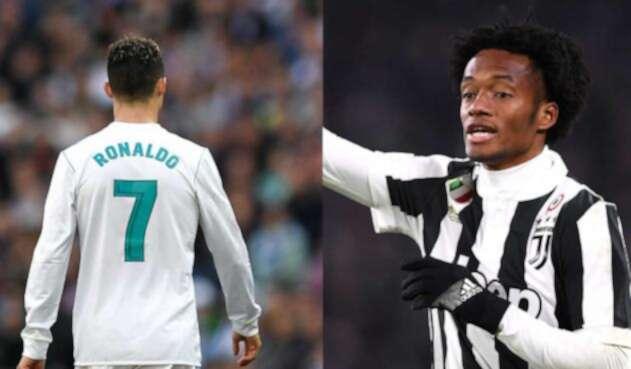 Cristiano Ronaldo traería cambios para Cuadrado en la Juve  a9f3b7cfa375