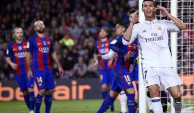 Cristiano Ronaldo ya no es parte de la nómina de estrellas que jugarán el Clásico