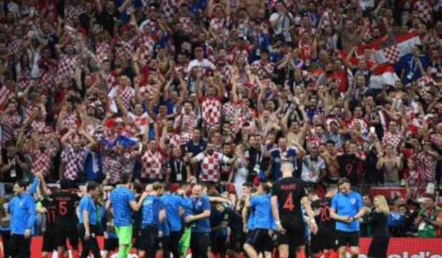 Croacia llega a su primera final en una cita orbital