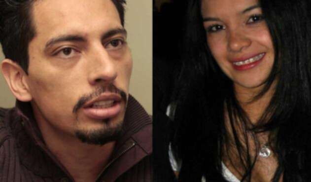 David Murcia y Joane Ivette León Bermúdez