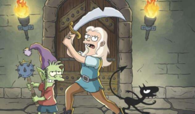El creador de Los Simpson estrenara serie en Netflix en agosto