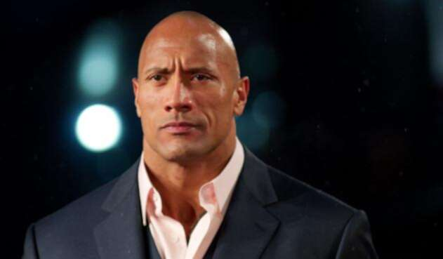 Dwayne Johnson, 'The Rock'