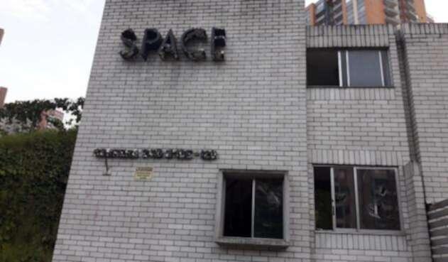 Fachada edificio Space