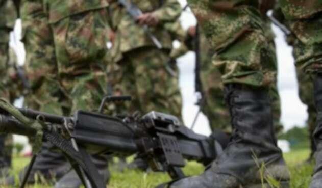 Varios militares son procesados por la JEP