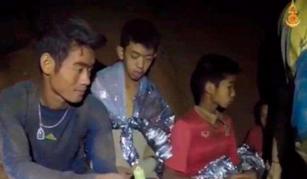 Ekapol Chantawong, el tutor de los niños tailandeses