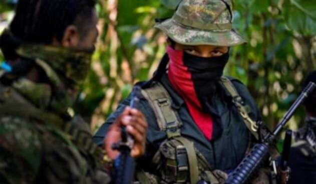 Policía denuncia que el ELN protege delincuentes colombianos en Venezuela