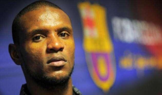 Eric Abidal, ex jugador del FC Barcelona