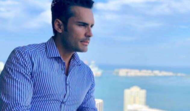 Actor Fabián Ríos asegura que creció con ganas de matar a su padre