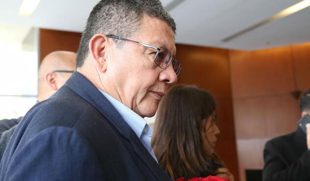 Pablo Catatumbo acudió a la JEP para responder por el delito de secuestro