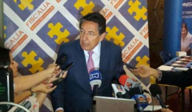 Néstor Humberto Martínez, Fiscal General