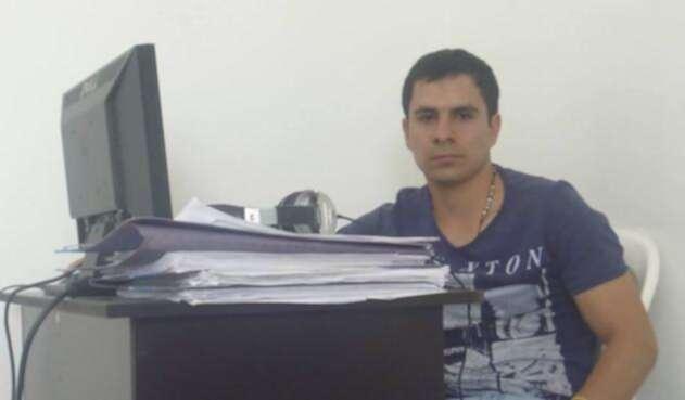 Frank Dairo Rincón, activista asesinado
