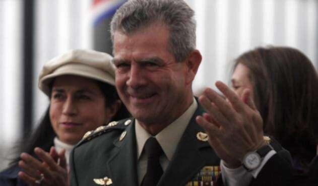 El general (r) Mario Montoya