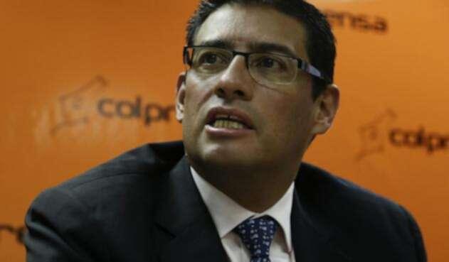 Guillermo Grosso fue presidente de la EPS Cafesalud