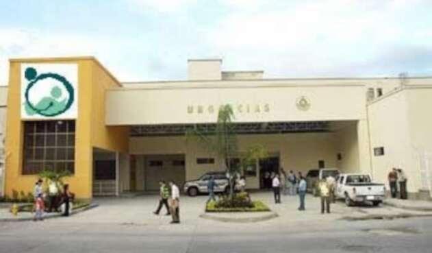 Hospital San Jorge de Pereira.