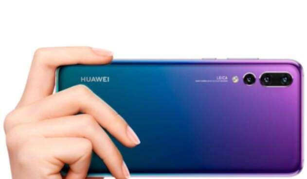 Huawei P20 Pro, primer smartphone con triple cámara trasera