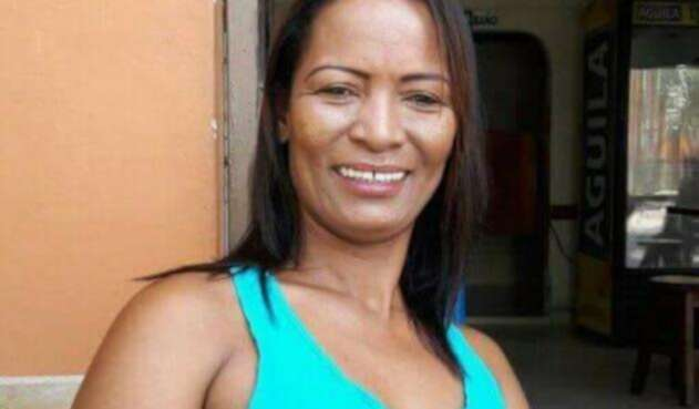 Ana María Cortés, líder social asesinada