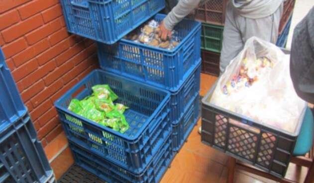 Niños intoxicados en Bogotá, al parecer por refrigerios escolares