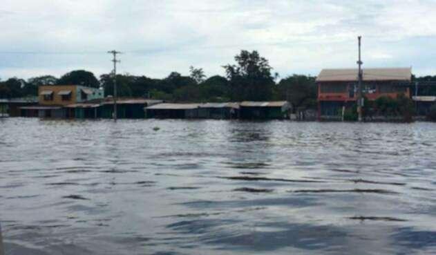Inundaciones en Vichada