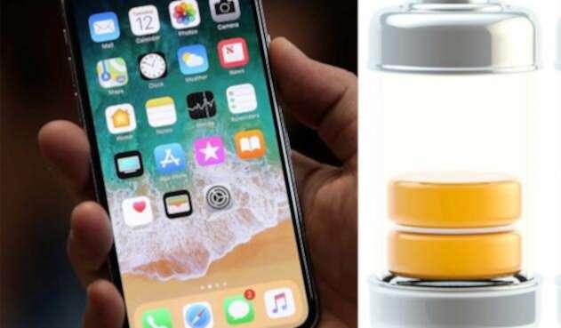 Iphone y carga de batería