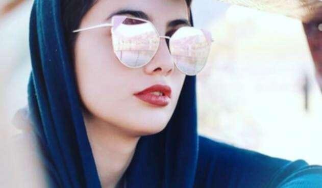 Iraní detenida
