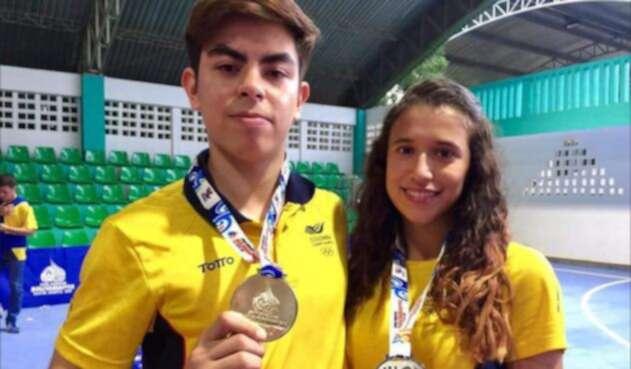 Isaac Mateo Vélez ganó medalla de oro para Colombia