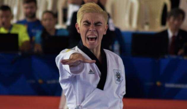 Isaac Vélez le dio un nuevo oro a Colombia