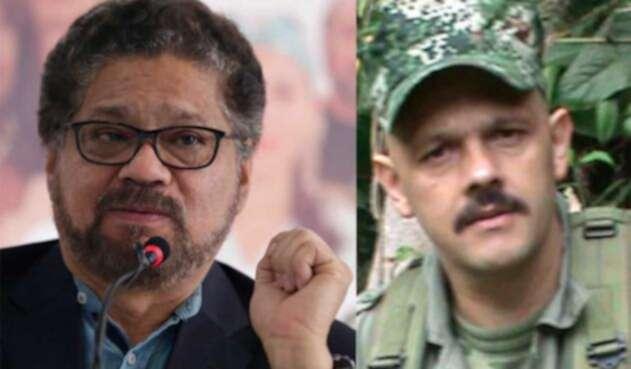 Iván Márquez y alias 'el paisa'