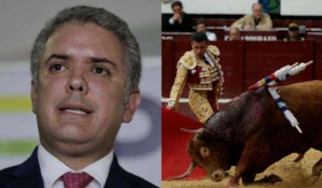 Iván Duque y su opinión de las corridas de toros