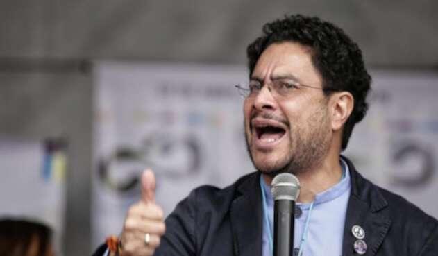 Iván Cepeda, congresista