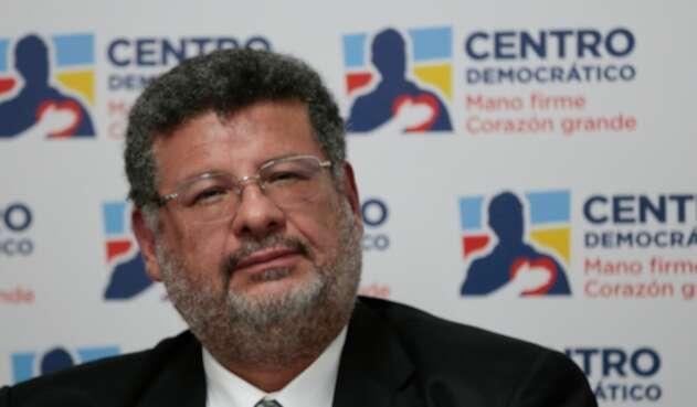 Jaime Granados, abogado del expresidente Álvaro Uribe