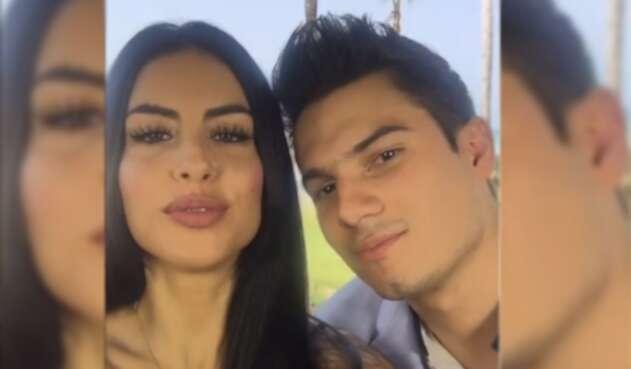 Jessica Cediel y Pipe Bueno