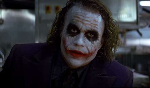 Joker de Heath Ledger