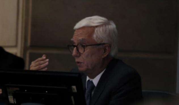 Jorge Robledo, senador que hace parte de la oposición a Iván Duque