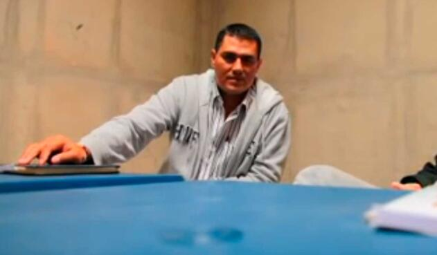 Resultado de imagen para exparamilitar Juan Guillermo Monsalve