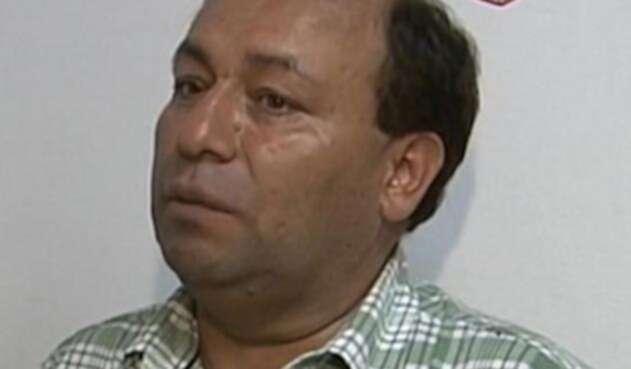 Juan David Balcero, exalcalde de Cota