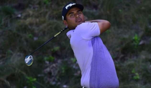 Juan Sebastián Muñoz golfista colombiano