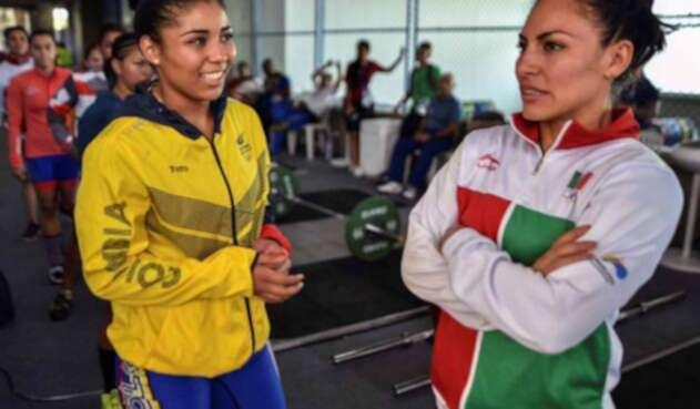 La mexicana Yaneli Guicho superó a la colombiana Karina Blanco