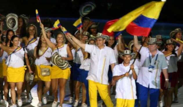 Así fue la fiesta de las delegaciones en la inauguración de los XXIII Juegos Centroamericanos y del Caribe Barranquilla 2018