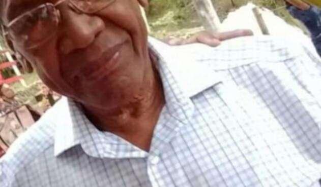 Libardo Moreno, líder social asesinado