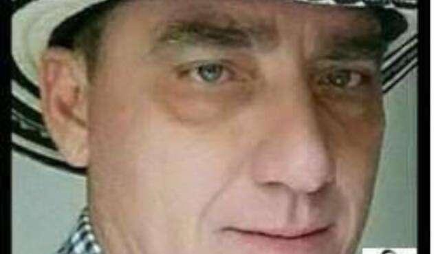 Roberto Jarab Arroyave, líder asesinado en Caucasia