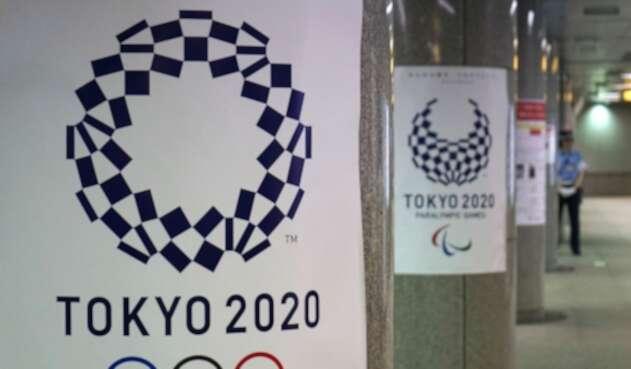 Logo de los Juegos Olímpicos Tokio 2020