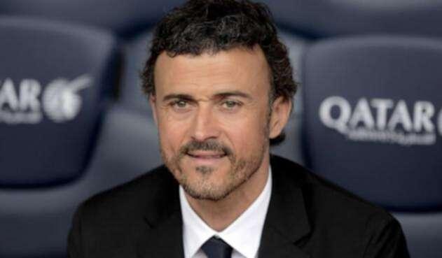 Luis Enrique, nuevo técnico de España