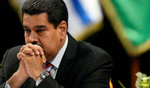 Nicolás Maduro, en medio de crisis en su país