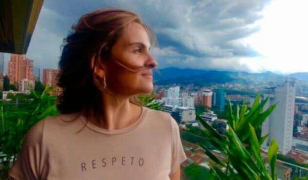 María Andrea Nieto, exdirectora del Sena