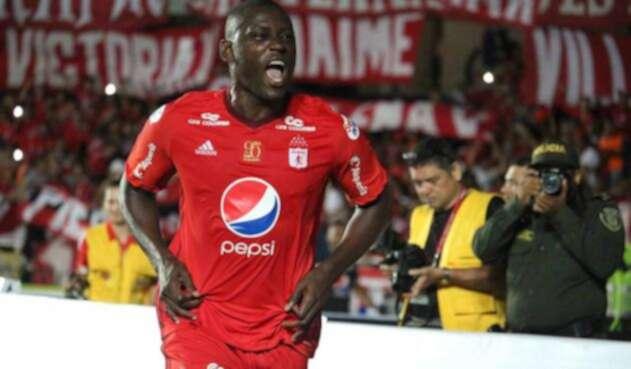 Cristian Martínez Borja, goleador del América de Cali