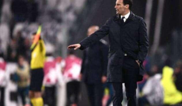 Massimiliano Allegri, técnico de Juventus