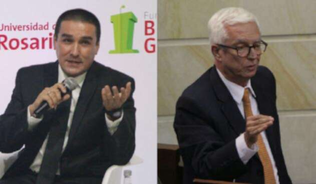 Matador y Jorge Robledo, enfrascados en una discusión en redes
