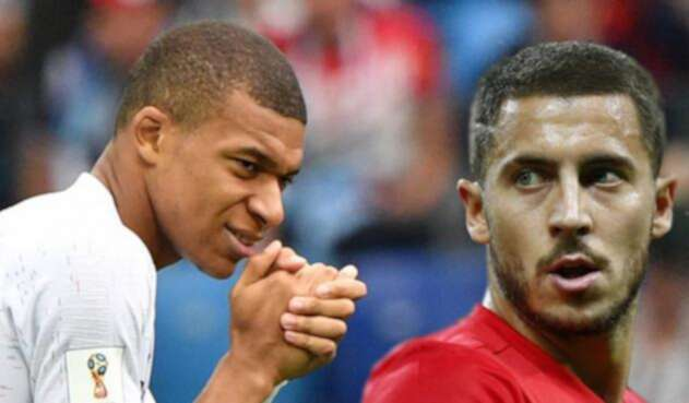 Las figuras de Francia y Bélgica se enfrentarán en el primer partidazo de semifinales de Rusia 2018